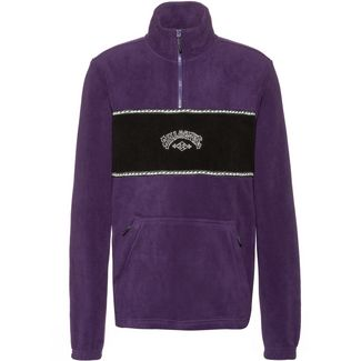 Billabong Fleeceshirt Herren dark purple
