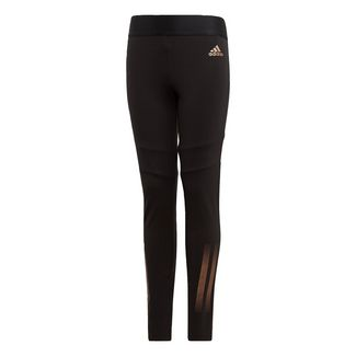 adidas Tights Kinder Schwarz