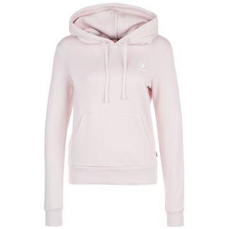 CONVERSE Star Chevron Embroidered Hoodie Damen rosa