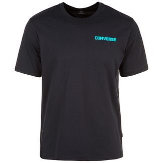 CONVERSE Mountain Moon Graphic T-Shirt Herren schwarz