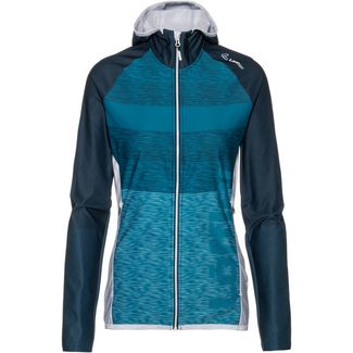 Löffler Speed Laufjacke Damen navy