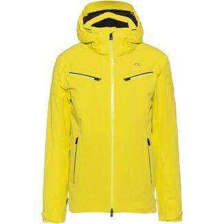 KJUS Formula Skijacke Herren citric yellow