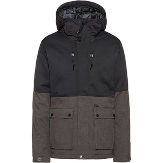 Billabong Snowboardjacke Herren iron heather