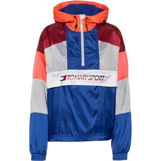 Tommy Sport Windbreaker Damen surf the web