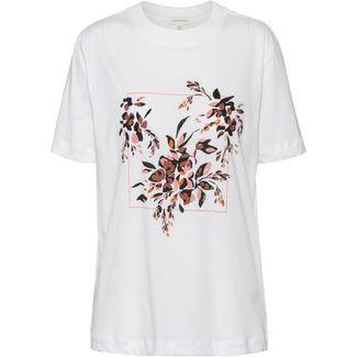 ARMEDANGELS Miaa Printshirt Damen white