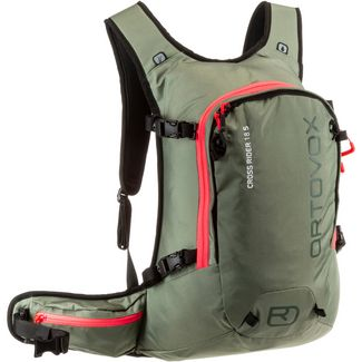 ORTOVOX Cross Rider 18 S Tourenrucksack Damen green isar