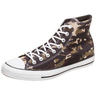 CONVERSE Chuck Taylor All Star Allover Camo Sneaker Herren schwarz / khaki