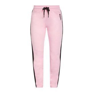 Bench Sweathose Damen rosa-schwarz