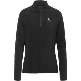 Odlo Bernina Fleecepullover Damen black