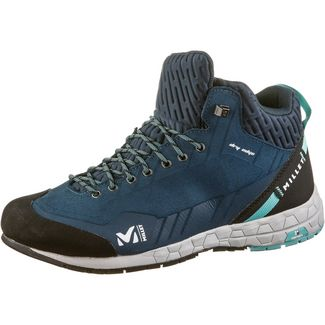 Millet Amuri Leather Mid Dryedge Zustiegsschuhe Damen orion blue-indian