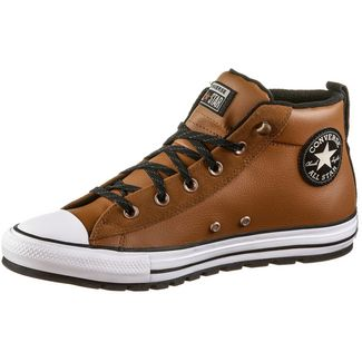 CONVERSE CTAS Sneaker Herren warm tan-white-black