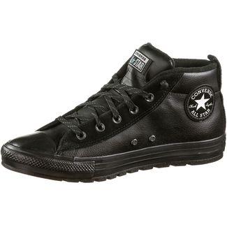 CONVERSE CTAS Sneaker Herren black-black-white
