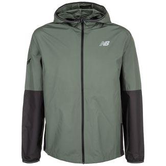 NEW BALANCE Velocity Jacket Outdoorjacke Herren grün
