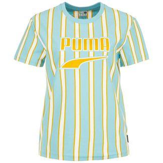T Shirts für Damen von PUMA in blau im Online Shop von