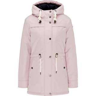 DreiMaster Winterjacke Damen rosa melange