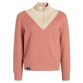 Khujo BROOKLYN Sweatshirt Damen rosa