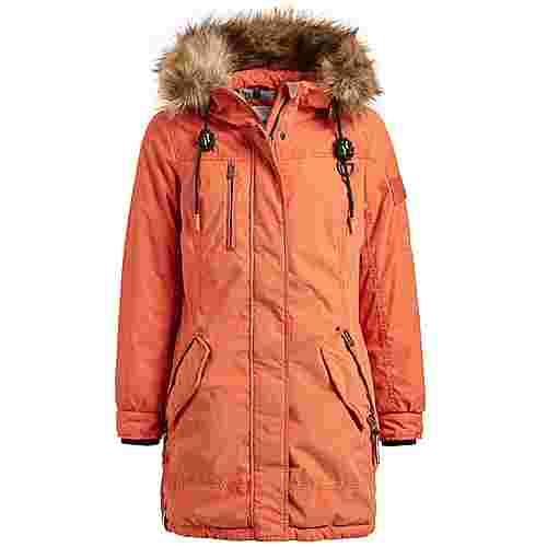 Khujo LETIZIA Winterjacke Damen orange