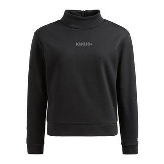 Khujo LYSANDRA Sweatshirt Damen schwarz