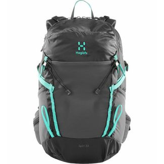 Haglöfs Spiri 23 Trekkingrucksack True Black/Crystal Lake