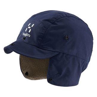 Haglöfs Mountain Cap Skimütze Kinder Tarn Blue/Dune