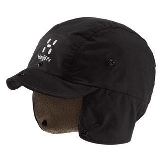 Haglöfs Mountain Cap Skimütze Kinder True Black/Dune