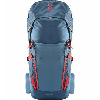 Haglöfs Spira 35 Trekkingrucksack Blue Ink/Pop Red