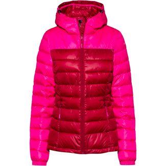 ICEPEAK Layan Kunstfaserjacke Damen burgundy