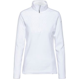 ICEPEAK Friona Fleeceshirt Damen optic white