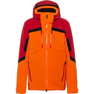 KJUS Speed Reader Skijacke Herren kjus orange-currant red
