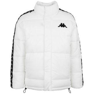 KAPPA Authentic Francis Outdoorjacke Herren weiß / schwarz