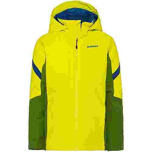 Ziener Paleon Skijacke Kinder light-green