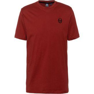 SERGIO TACCHINI T-Shirt Herren merlot-black