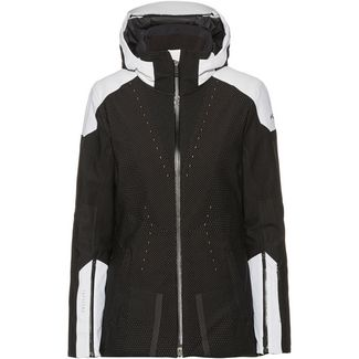 KJUS Freelite Skijacke Damen black-white