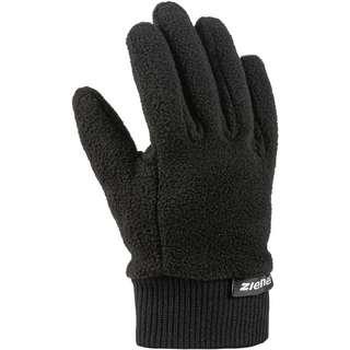 Ziener Junior Multisport Fingerhandschuhe Kinder black