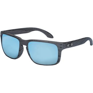 Oakley Holbrook Sonnenbrille woodgrain with prizm deep h2o polarized