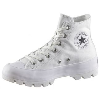 CONVERSE CTAS Lugged Sneaker Damen white-black-white