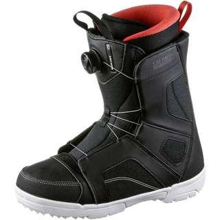 Salomon Anchor Boa Snowboard Boots Herren black