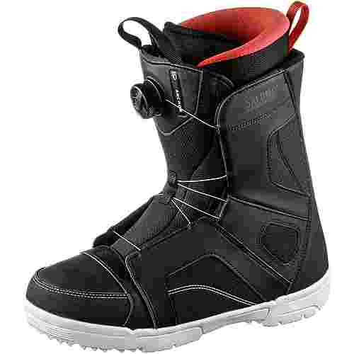 Salomon Anchor Boa Snowboard Boots Herren black