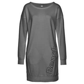 Bench Jerseykleid Damen anthrazit-schwarz