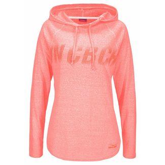 VENICE BEACH Sweatshirt Damen koralle-meliert