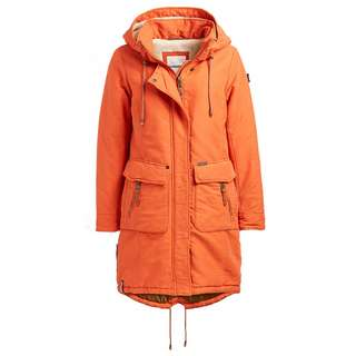 Khujo MICHAELA Winterjacke Damen orange