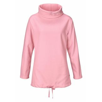 Bench Fleecepullover Damen rosa