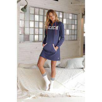 Bench Jerseykleid Damen marine