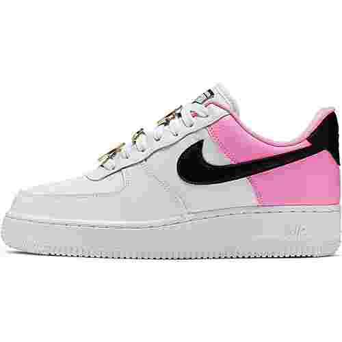 Nike Air Force 1 ´07 SE Sneaker Damen white-black-china rose im Online Shop  von SportScheck kaufen