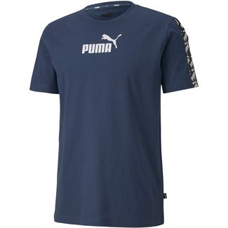 PUMA Amplifield T-Shirt Herren dark denim