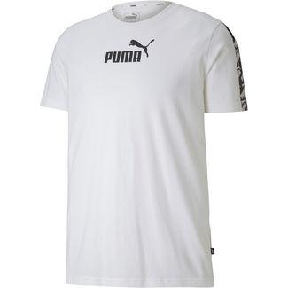 PUMA Amplifield T-Shirt Herren puma white
