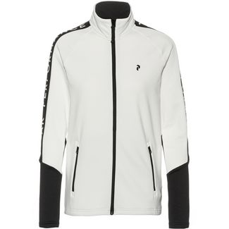 Peak Performance Rider Zip Sweatjacke Damen offwhite