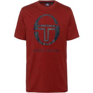 SERGIO TACCHINI Iberis T-Shirt Herren merlot-navy