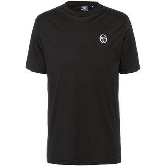 SERGIO TACCHINI T-Shirt Herren black-white