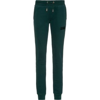 Superdry Raven Sweathose Damen green